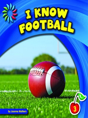cover image of I Know Football